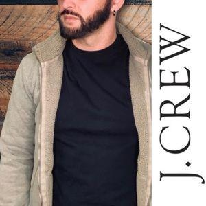 J. Crew • Heavy Full Zip Fleece Jacket • Men's (S)